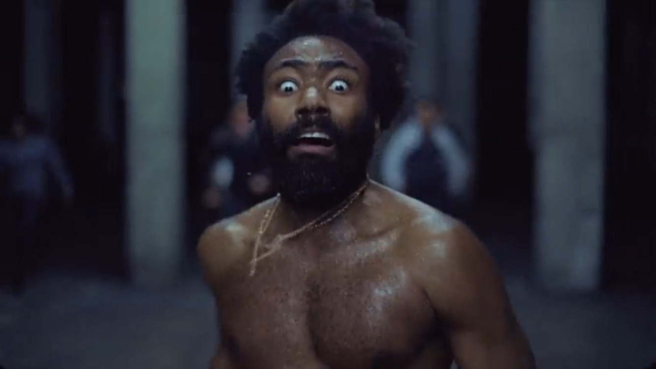 Кадр из This Is America