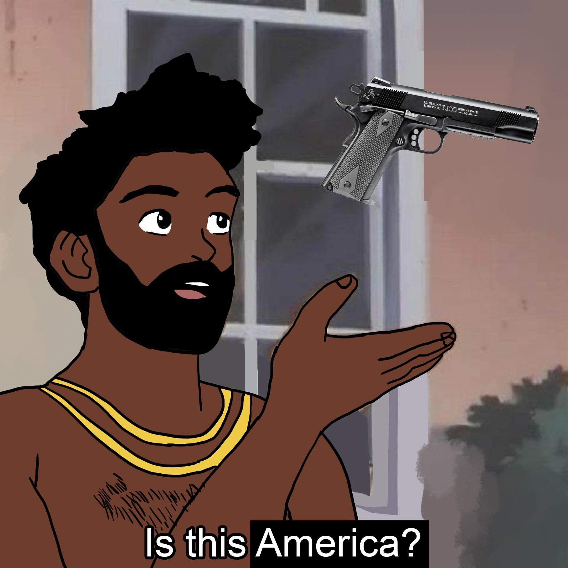 Is this America