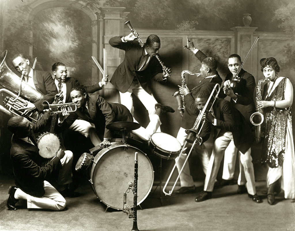 an analysis of the afro american jazz music in the early 20th century Latin jazz: latin jazz, a style of music that also called afro-cuban jazz, a style of music that early in the 20th century, several american.