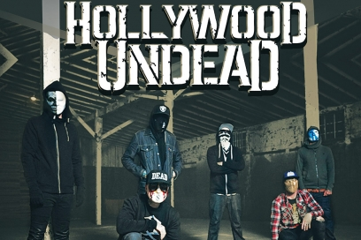 Hollywoood Undead 3 марта в Москве
